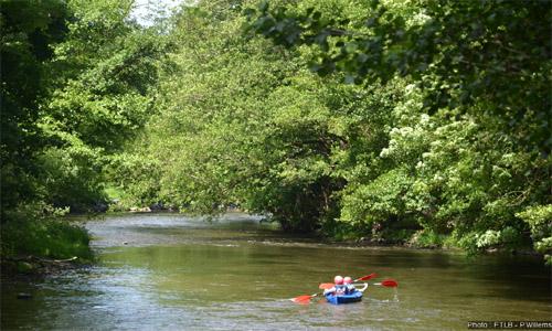 kayaktocht